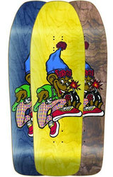 New Deal Danny Sargent Monkey Bomber Skateboard Deck