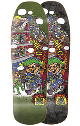 New Deal Andy Howell Tricycle Kid Skateboard Deck