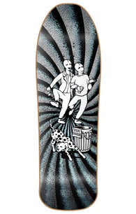 New Deal Steve Douglas Chums Black Fade Skateboard Deck *Pre-Order*