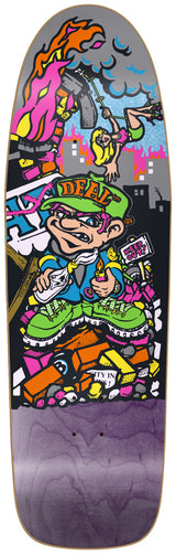 New Deal Andy Howell Molotov Kid Skateboard Deck