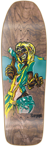 New Deal Danny Sargent Killer Skateboard Deck *Pre-Order*