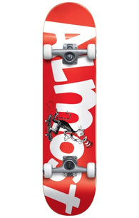 Almost x Dr. Seusss Cat Push Youth Complete Skateboard *Pre-Order*