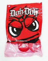 Shorty's Doh-Doh Red 92a Skateboard Bushings (pair)