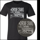 "Chrome Cranks ""This Is Your Brain On Drugs"" T-Shirt FREE Pin included"