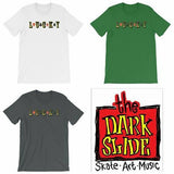 "T-shirts Mule ""Lucky"" short sleeve t-shirt - TheDarkSlide"