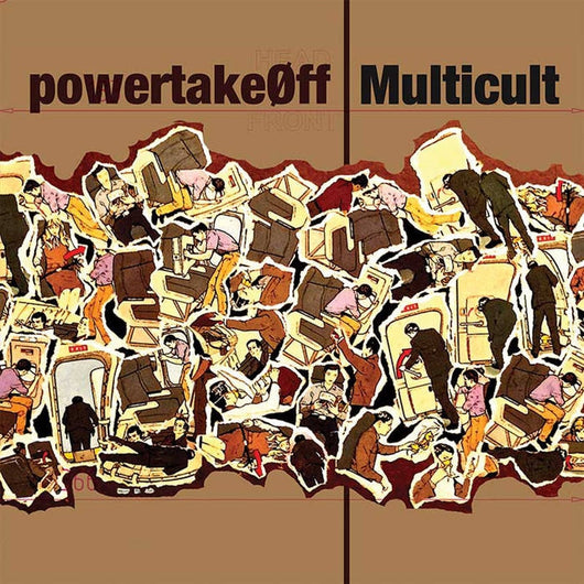 Power Take Off / Multicult split 7