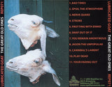 "Lubricated Goat ""The Great Old Ones"" CD"