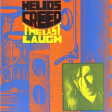 "Helios Creed ""The Last Laugh"" Orange Vinyl LP Amphetamine Reptile Records Amrep *includes digital download"
