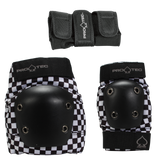 Pro Tec Street Youth Size Wrist / Elbow Pads / Knee Pads Combo Set