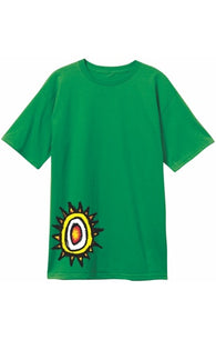 New Deal Sun Logo T-Shirt