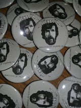 "Jim Henson ""Master Of Puppets"" 1.25"" Pinback"