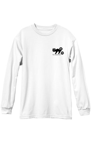 New Deal Ed Templeton Cat Long Sleeve T-Shirt *Pre-Order*
