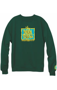 New Deal Napkin Logo Crew Neck Sweatshirt *Pre-Order*