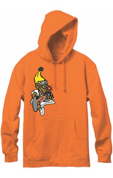 New Deal Danny Sargent Monkey Bomb Pullover Hooded Sweatshirt *Pre-Order*