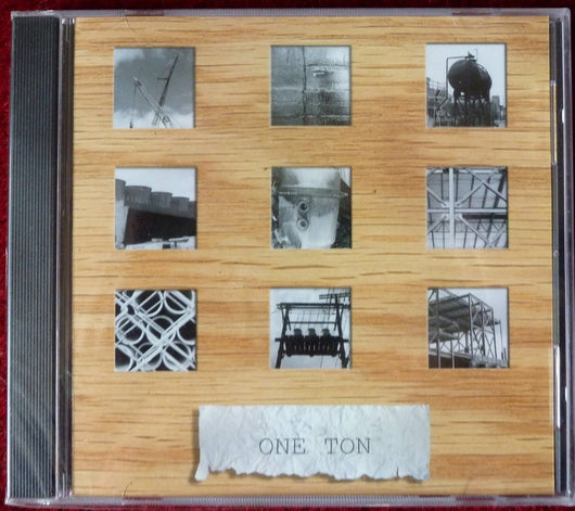 One Ton S/T CD members of Tar and Jet Black Savvy