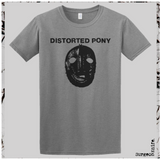 Distorted Pony Punishment Room T-Shirt by Surgeon Knife *Pre-Sale