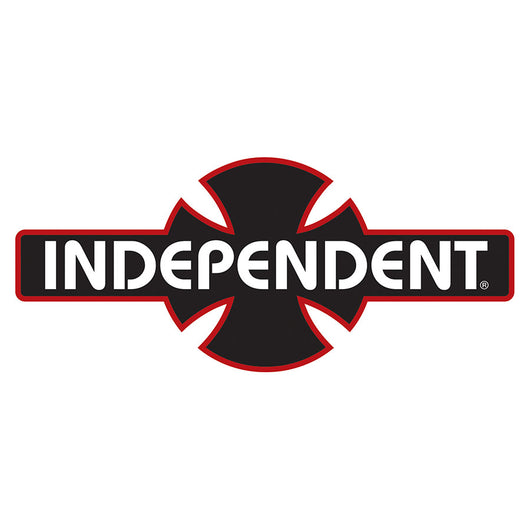Independent O.G.B.C. Clear Mylar Sticker