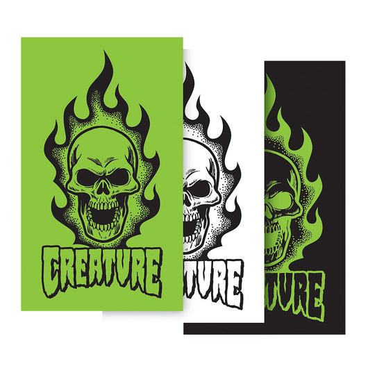 Creature Skateboards Bonehead 4