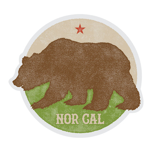 Nor Cal Plymouth Sticker