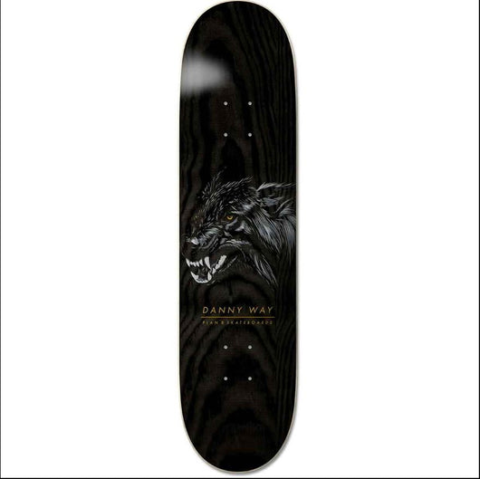 Plan B Danny Way 30th Anniversary Tribute Skateboard Deck