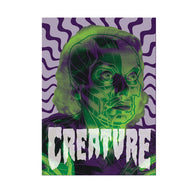 Creature Skateboards Anatomy Sticker / Decal