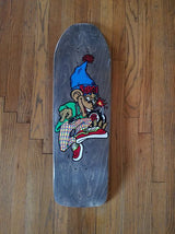 New Deal Danny Sargent Monkey Bomb OG NOS Skateboard Deck