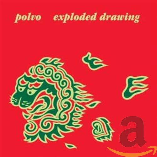 Polvo - Exploded Drawing 2xLP