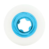 Ricta Chrome Clouds Blue 54mm 78a Skateboard Wheels