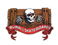 Blind Skull Series Sticker