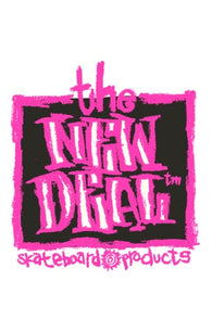 New Deal Original Napkin Logo Sticker *Pre-Order*
