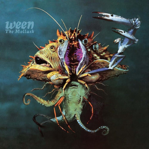 Ween - Mollusk LTD Green Vinyl LP