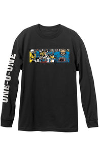 101 Eric Koston Hockey Long Sleeve T-Shirt