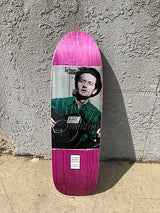 "Prime Jason Lee ""Woody Guthrie"" Hand #'d Singed Skateboard Deck LTD 400"