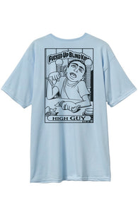 Blind Fucked Up Blind Kids Guy Mariano High Guy Outline T-Shirt
