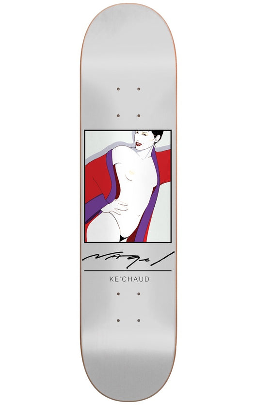 Darkstar Patrick Nagel Ke'Chaud Skateboard Deck