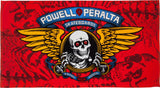 "Powell Peralta Winged Ripper 36"" x 68"" Beach Towel"