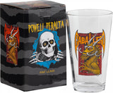 Powell Peralta Steve Caballero Cab Street Dragon Pint Glass