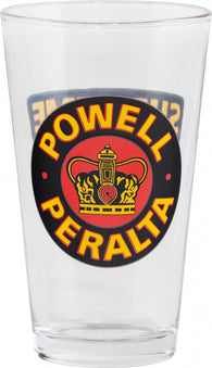 Powell Peralta Supreme Pint Glass *Pre-Order*