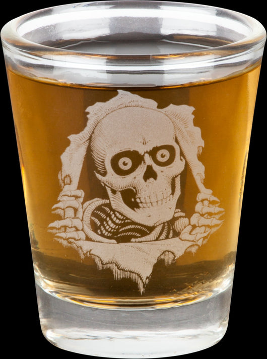 Powell Peralta Ripper Shot Glass