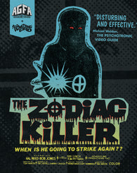 The Zodiac Killer [Blu-ray + DVD]