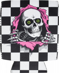 Powell Peralta Checker Ripper Koozie
