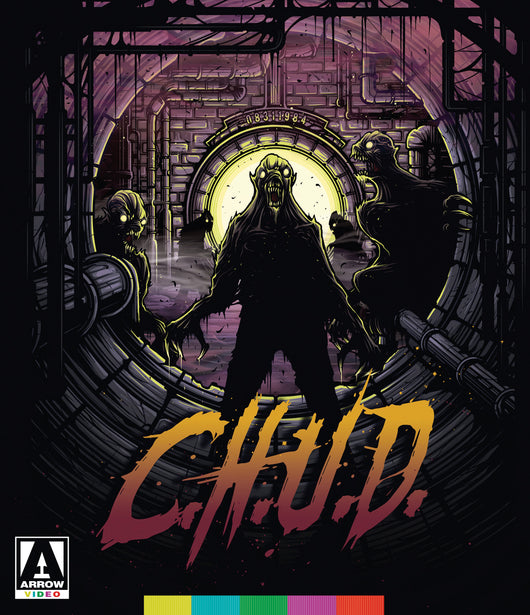 C.H.U.D. [2 Disc Special Edition Blu-ray + DVD]