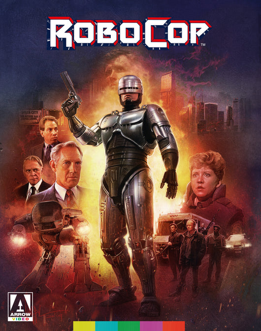 Robocop Director's Cut (Standard Edition) Blu-Ray