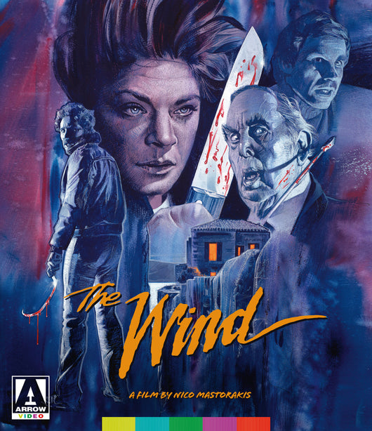The Wind BLU-RAY