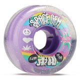 Satori Space Gem 54mm 78a Skateboard Wheels