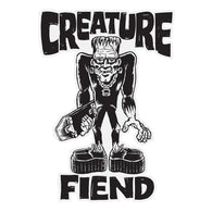 Creature Frankenfiend Sticker