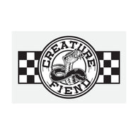 Creature Skateboards Strike Fast Sticker / Decal