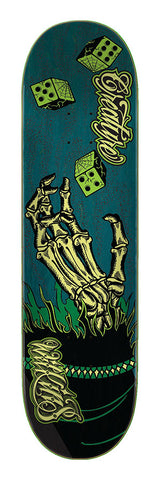 "Creature Wilkins Creach Roller 8.8"" Skateboard Deck"