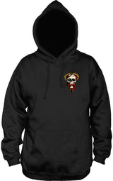 Powell Peralta McGill Skull and Snake Hooded Sweatshirt