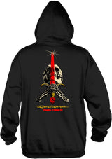 Powell Peralta Skull & Sword Hooded Sweatshirt